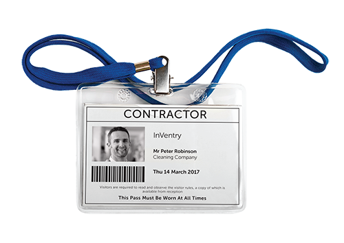 ID Badge Example